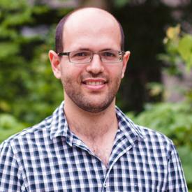 Oded Haas Vanier Scholarship recipient