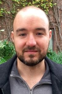 Chemistry PhD student Peter Liuni headshot
