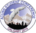 Association of Canadian Universities for Northern Studies student conference logo