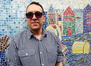 photo of professor Darren Gobert