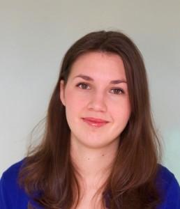 photo of master's student Alisa Fitisova