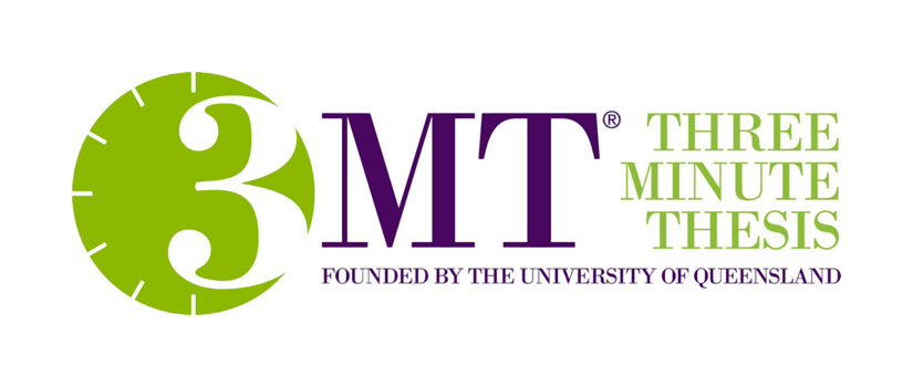 Three Minute Thesis (3MT®) is an academic competition developed by The University of Queensland (UQ), Australia.