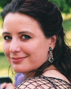photo of PhD student Brigitte Bogar