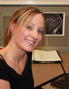 photo of PhD candidate Kara Hawkins
