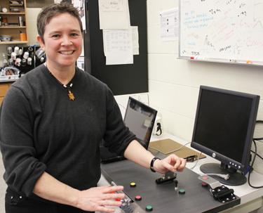 photo of Professor Lauren Sergio