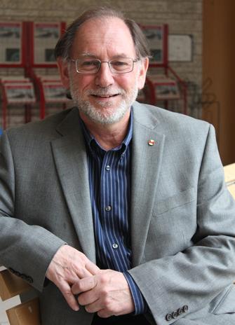 photo of professor Adrian Shubert