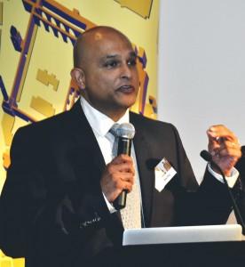 Photo of Professor Zulfikar Hirji