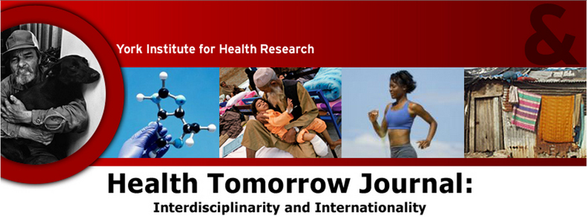 Call for Papers: 2015 YIHR Health Tomorrow Journal