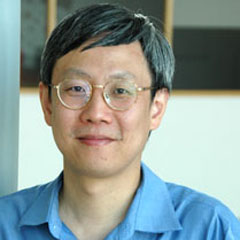 photo of professor Jimmy Huang