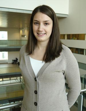 photo of PhD student Ami Tint
