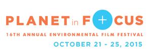 planet in focus environmental film festival logo