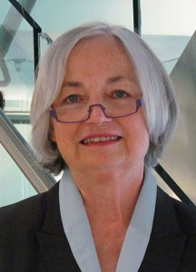 photo of professor Susan McGrath