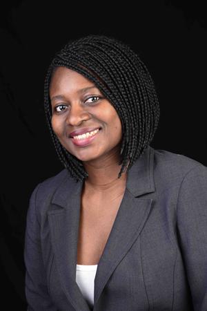 photo of Dr. Nadège Compaoré