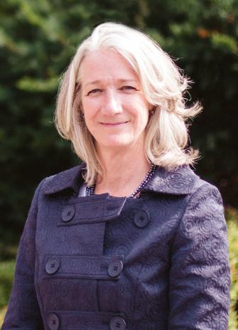 photo of Dean Barbara Crow