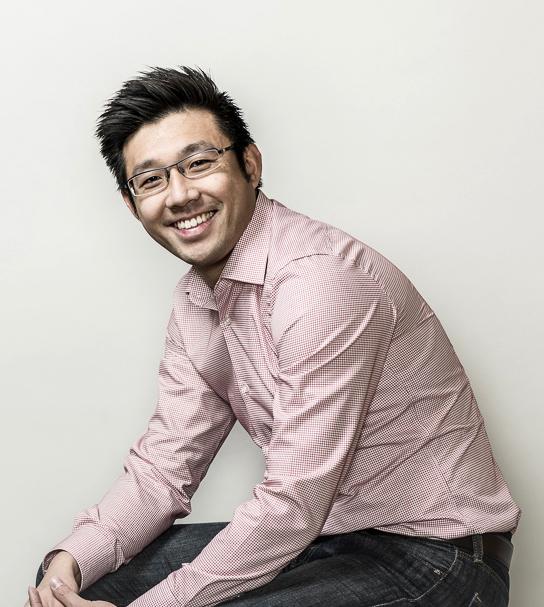photo of professor John Lam