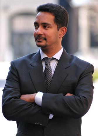 photo of Ray Jayawardhana