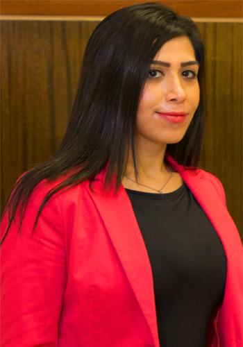 photo of Maryam Hariri
