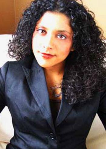 photo of Rebecca Pillai Riddell