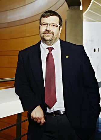photo of Robert Haché