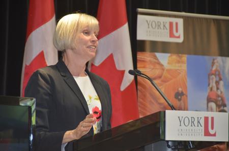 photo of professor Valerie Preston
