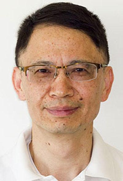 photo of Jianhong Wu