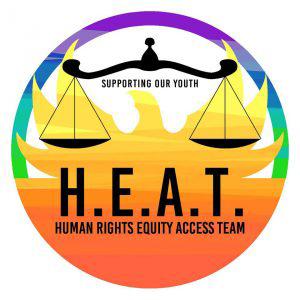 image of the HEAT logo