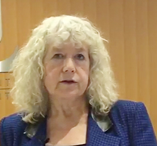 photo of professor Adrienne Perry