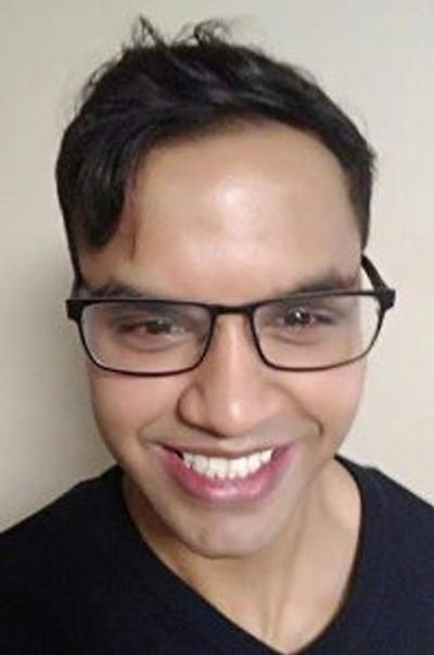 photo of Calvin Lakhan