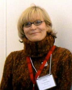 photo of Yvonne Bohr