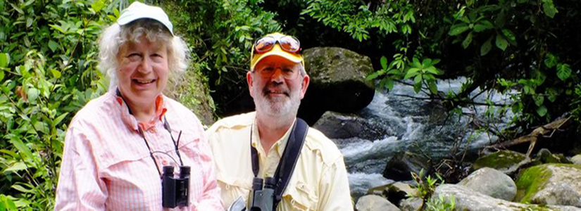 photo of Adrienne Perry and Don Downer