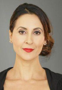 photo of Iris Epstein