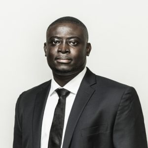 photo of Solomon Boakye-Yiadom