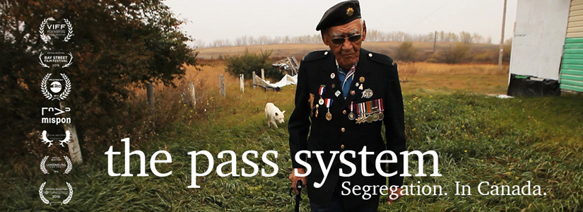 promotional graphic for the film The Pass Systen film