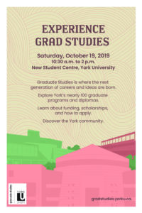Experience Grad Studies at York University