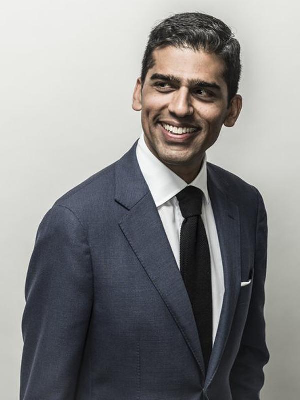 photo of Usman Khan