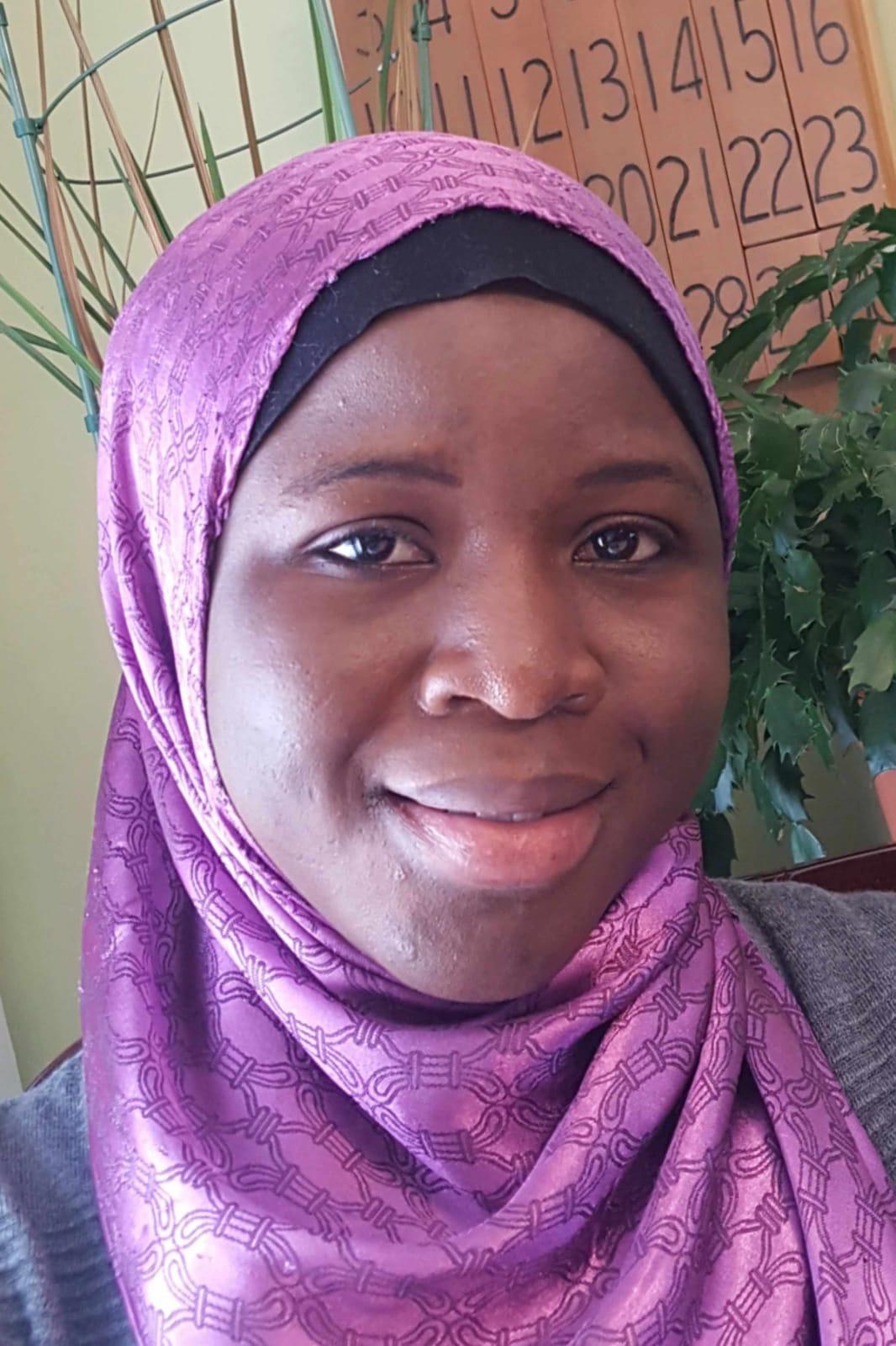 photo of Balikisu Osman
