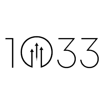 image of the 1033 logo