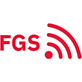 icon of the letters FGS and the wifi symbol