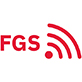 icon with the letters FGS and the wifi symbol